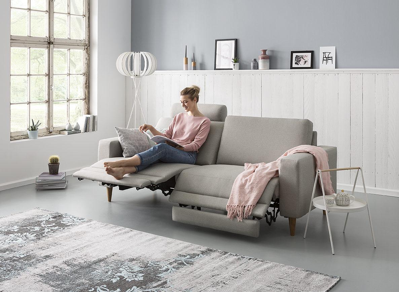 Beschreibung Details Lieferbedingungen Zweisitzer Sofa Mit Funktion