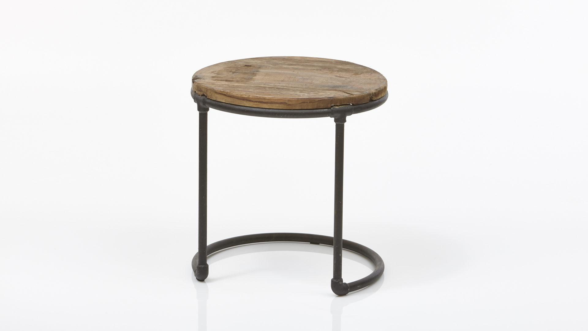 Teakholz beistelltisch  Hertel Möbel e.K. Gesees, Möbel A-Z, Tische, Beistelltische ...