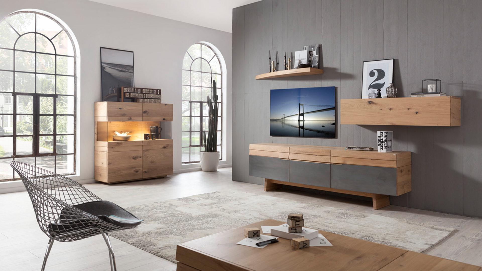 Hertel Möbel e.K. Gesees, Räume, Wohnzimmer, TV + Medienmöbel ...