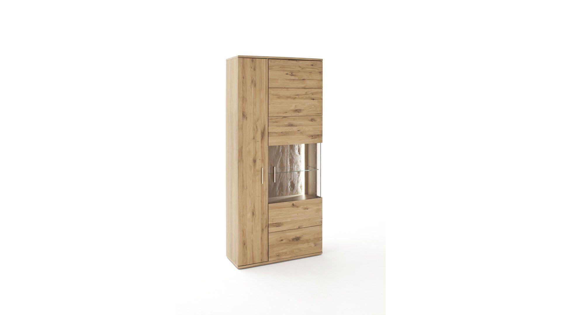 Highboard Sideboard Anrichte Wohnzimmer Esszimmer Wildeiche Geolt