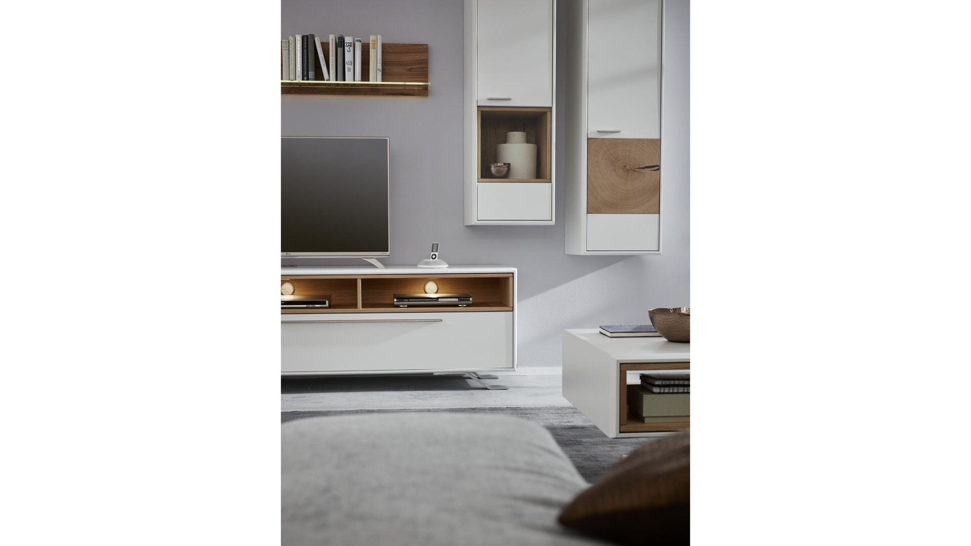 interliving wohnzimmer serie 2102 wohnkombination