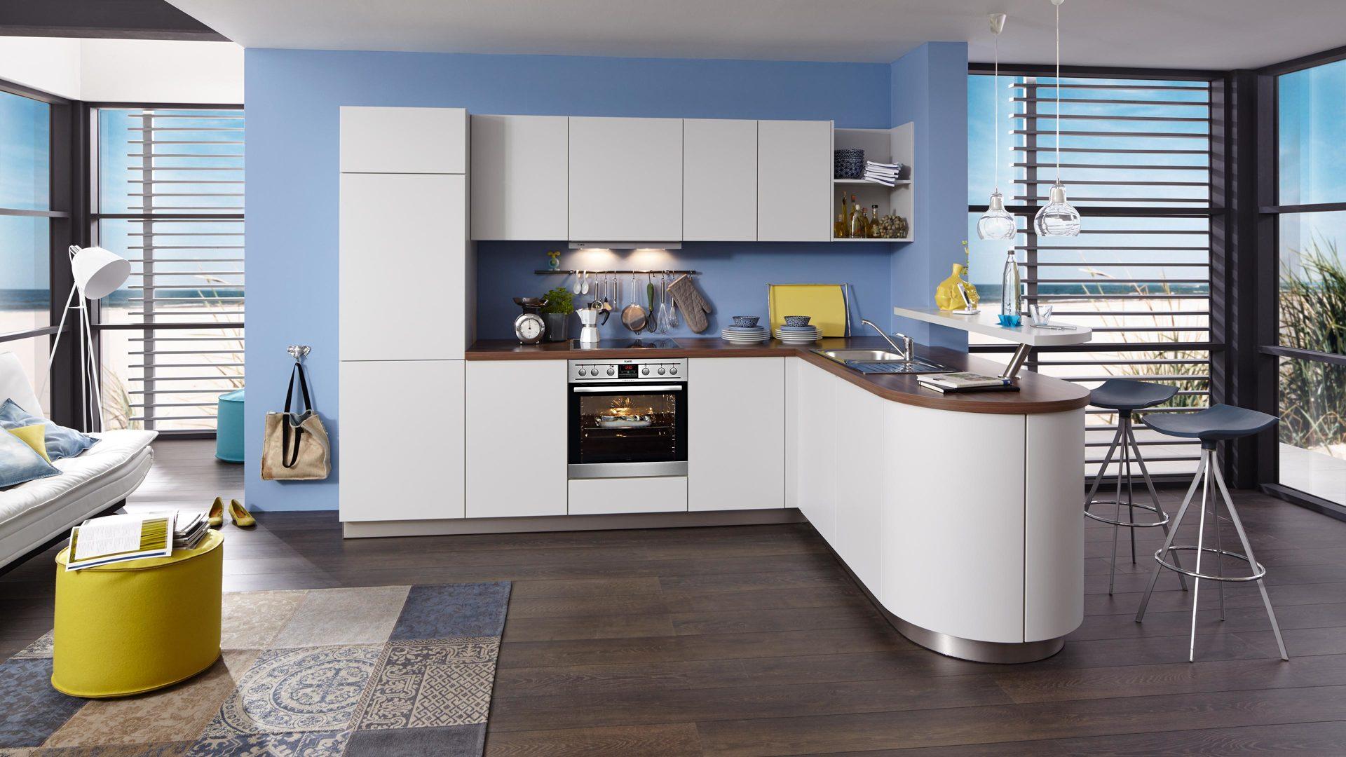 Einbauküche weiß günstig  Hertel Möbel e.K. Gesees, Möbel A-Z, Küchen, Einbauküche ...
