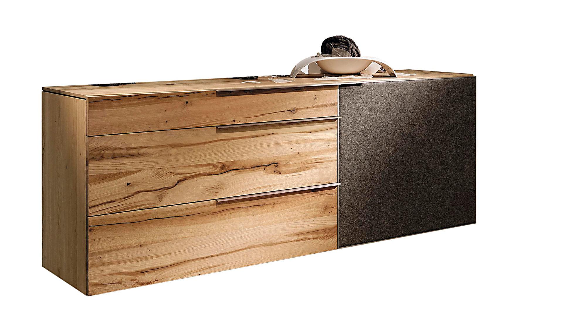 Sideboard holz dunkel  Hertel Möbel Gesees | Räume | Esszimmer | Kommoden + Sideboards ...