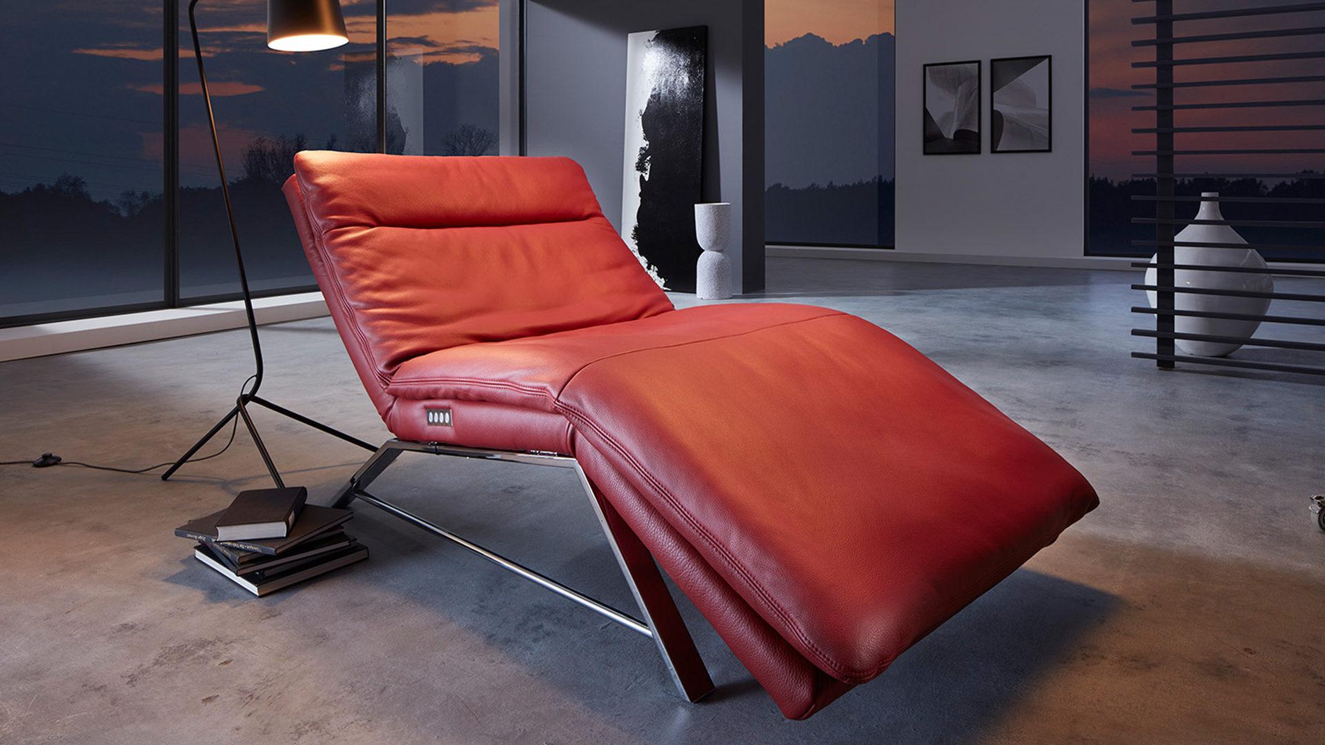 w schillig relaxliege als wohnzimmermobel