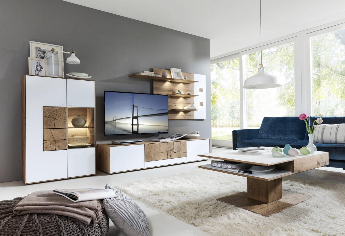 Teakholz möbel wohnzimmer  Hertel Möbel Gesees | Räume | Wohnzimmer | Couchtische + ...