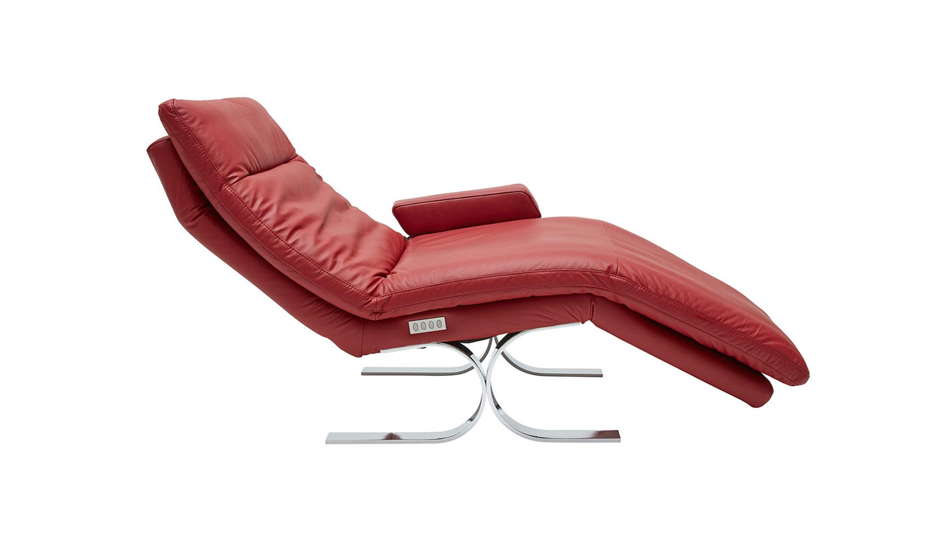 w schillig relaxliege bzw wohnzimmermobel